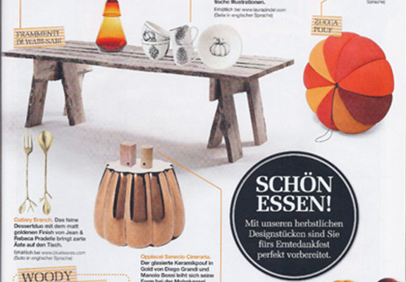 Woody Wood | Austrian magazine
