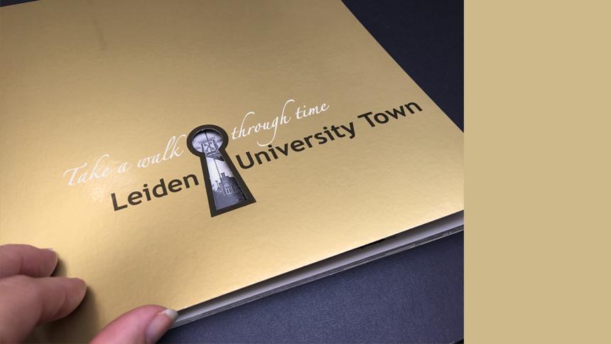 Gemeente Leiden + Leiden Universiteit + VVV Holand Rijnland